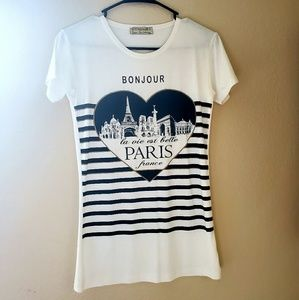 ATTITUDE PARIS T-Shirt